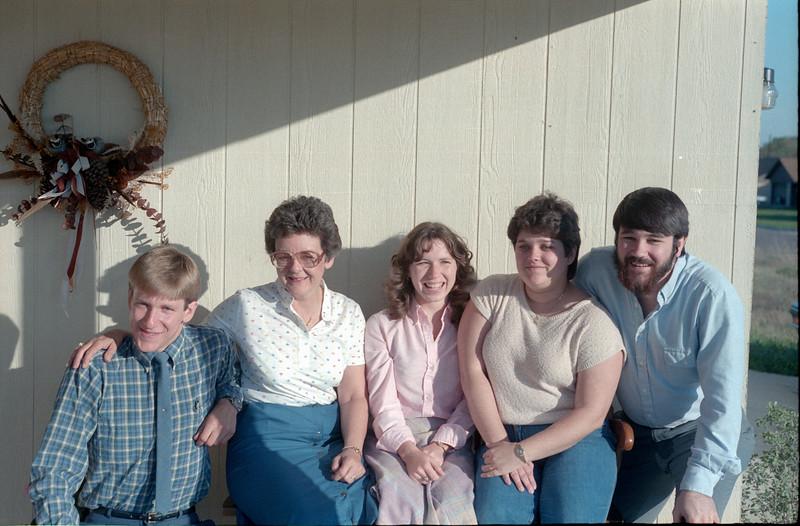 Easter 1985