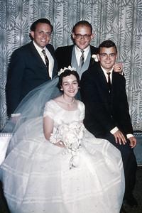 Bride & Cousins