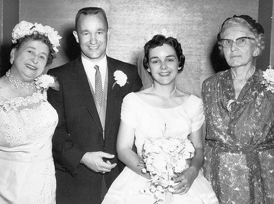 Grandparents and the Newlyweds