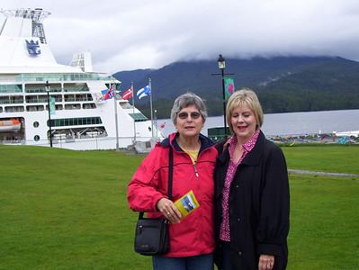 Alaska Cruise (27 Aug 2008). (Image taken with KODAK EASYSHARE C653 ZOOM DIGITAL CAMERA at ISO 80, f3.4, 1/200 sec and 9.4mm)