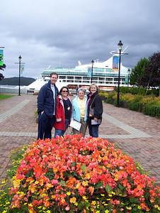 Alaska Cruise (27 Aug 2008). (Image taken with KODAK EASYSHARE C653 ZOOM DIGITAL CAMERA at ISO 80, f2.7, 1/500 sec and 6mm)