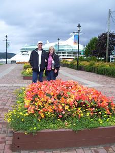 Alaska Cruise (27 Aug 2008). (Image taken with KODAK EASYSHARE C653 ZOOM DIGITAL CAMERA at ISO 80, f2.7, 1/400 sec and 6mm)