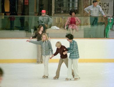 Ice Skating (January 1975)