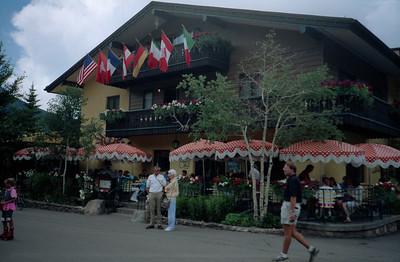 Vail, Colorado, late July 1990