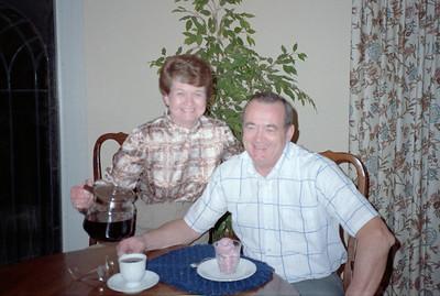 Sue and Arnie Cardinal, Saint Paul, Minnesota, ca. September 1988