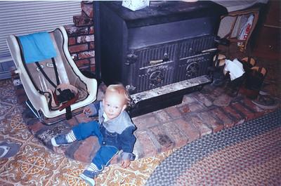 Ryan Roth, March 1989, Lockwood, CA
