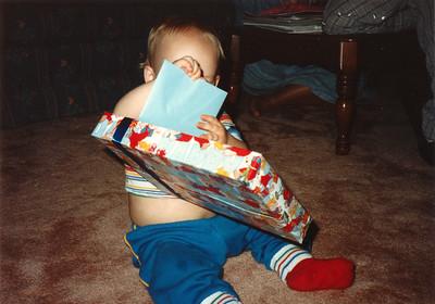 Early Birthday Gift (31 Mar 1989)