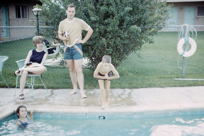 Swimming (September 1967)