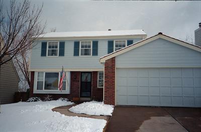 Grady and Mary Clare's House (January 1991)