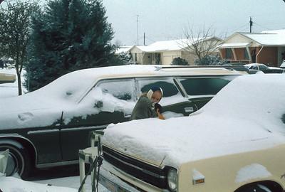 Snow (11 Jan 1973)