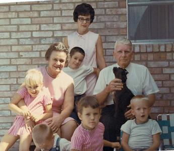 John & Mayme Galligan Visit (Oct 1968)