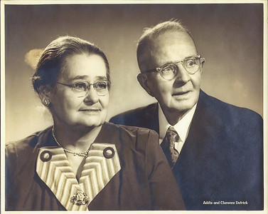 Rodneys grand parents