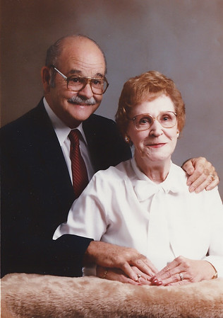 Frank and Alice Detrick