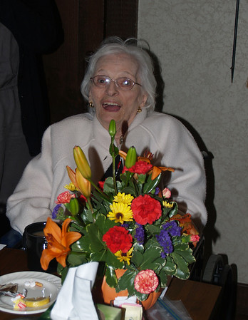 Grammy's 90th Birthday Party