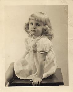 Little Girl Pat