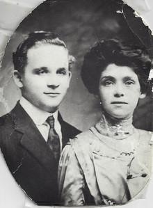 Grammy Bert's parents (John and Maggie)
