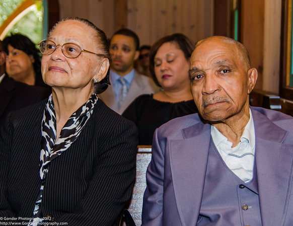 Our mother and step father, Dorothy and Jonathan Meeks.