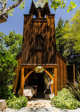 """On May 28th, 2012, Dr Granberry's family hosted a """"Celebration of Life"""" ceremony as an alternative to a funeral service.  This service was held at the Buerge Chapel in the Pacific Palisades, just north of Santa Monica, CA.  These are the pictures from that very special day."""