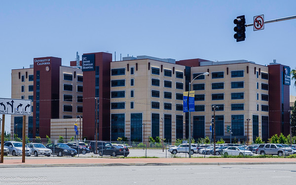 The hospital where Michael Granberry was formally declared deceased.