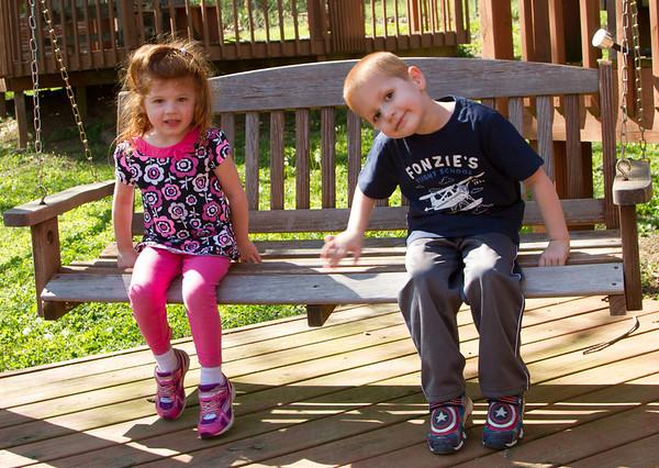 Grand Kids April 2014