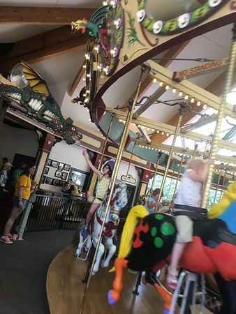 Grab the brass ring! A Carousel for Missoula