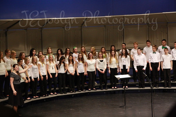 GD2 Choir Concert  3-20-14