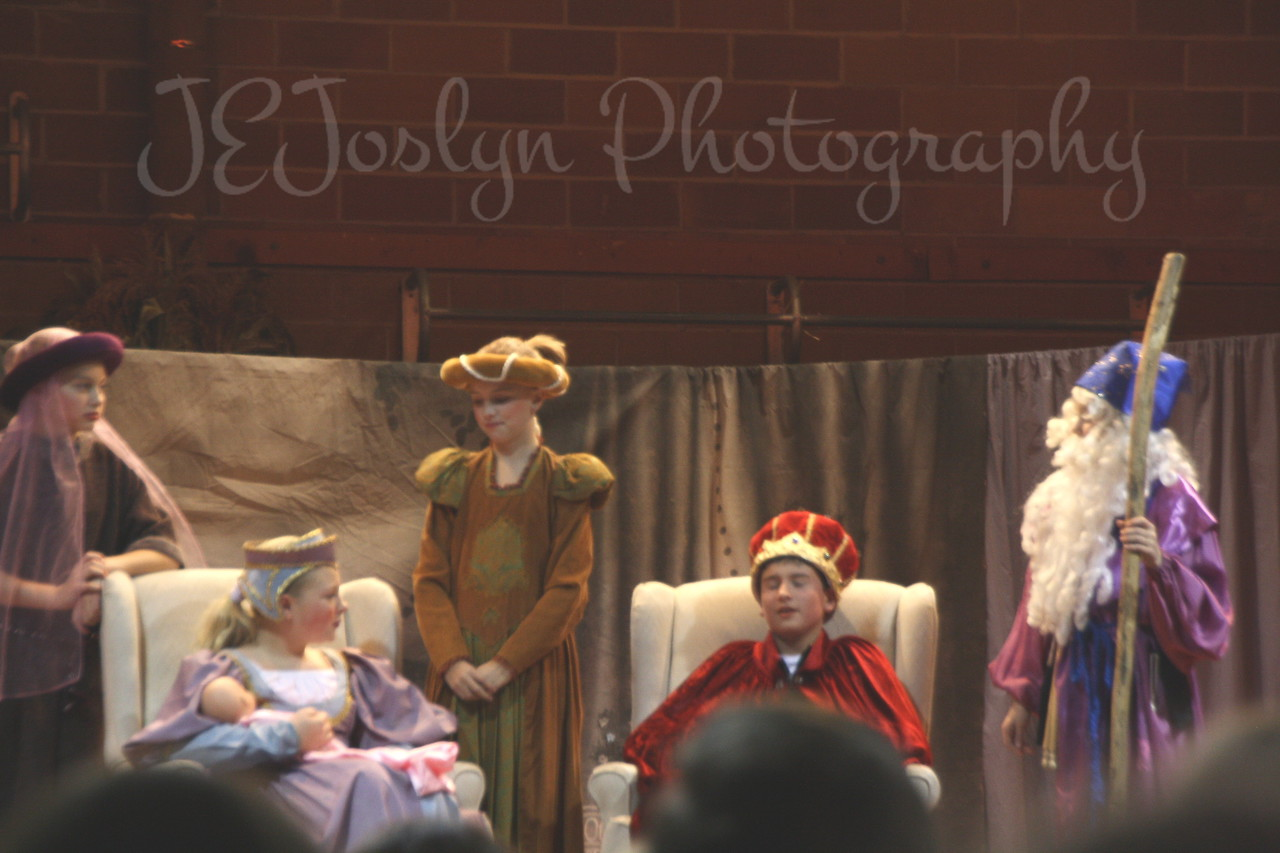GD2 -Cast of the November 2009 FairyTale Play at School.