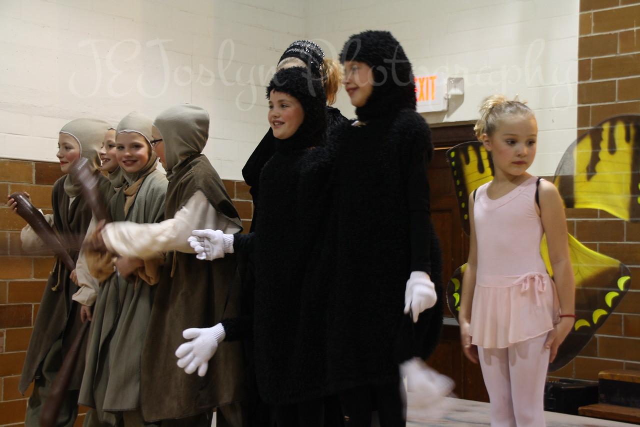 GD2 friends-November 2009 FairyTale Play at School.