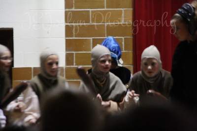 GD2-Cast of the November 2009 FairyTale Play at School.