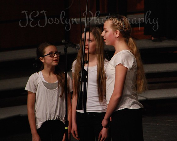 GD3-Choir Concert 3-19-15