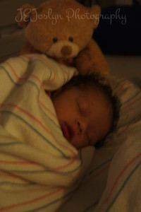 Baby RJ, at Fairview University of Minnesota Hospital, May 22, 2009.