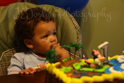 GS-1's 1st birthday, held on May 9, 2010.