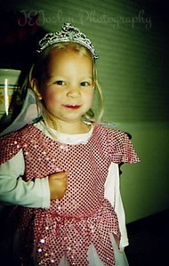 halloween, 2004, almost 3 years old.