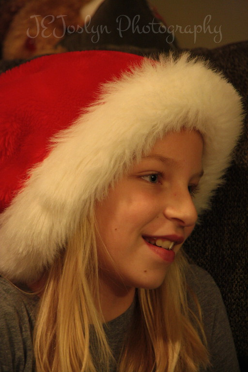 Carly, Dec 9, 2012, almost eleven (early January)