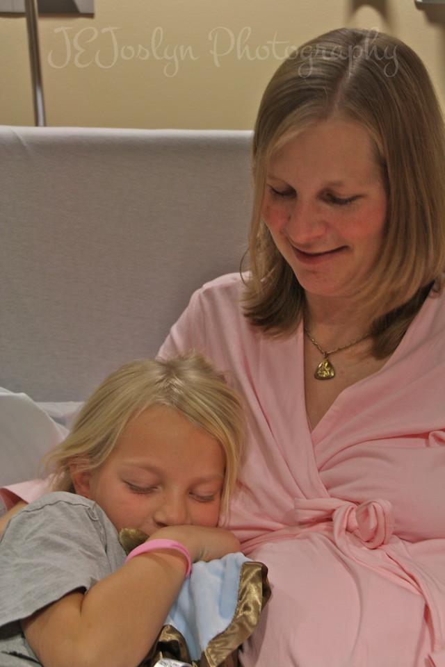 KPJ, GS-2, born November 17, 2010, 4:30 p.m.  Mom and GD-3