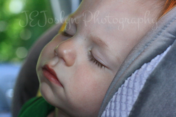 GS-2  5-13-2012, sleeping in car after road trip.