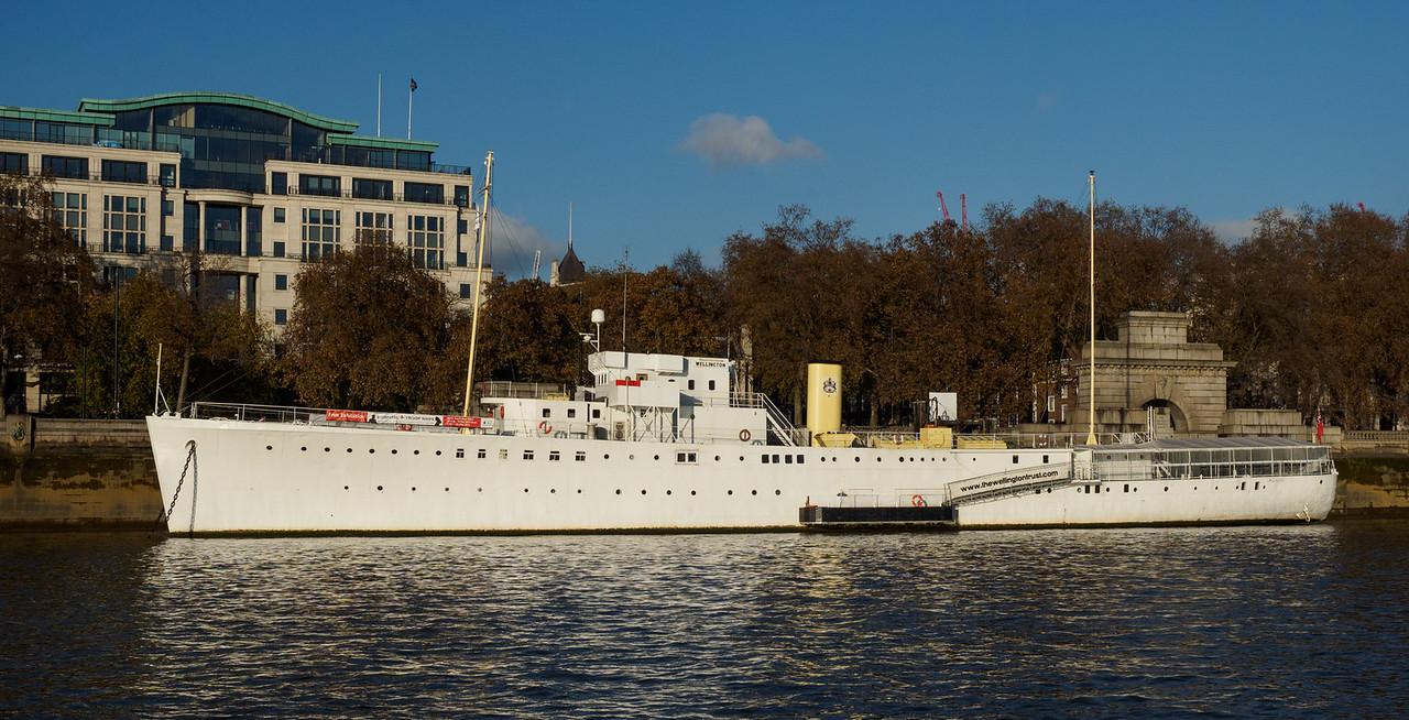 SS Wellington