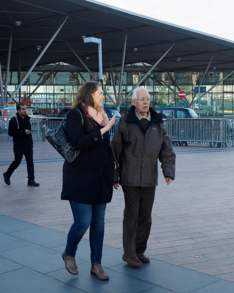Ruth Briefing Grandad