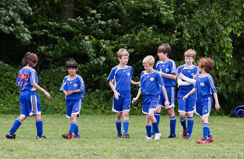 Noah's team, 5-17-09.