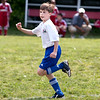 Sam's soccer game, 5-30-09.