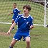 Noah's soccer game, 5-17-09.