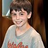 Sam's ninth birthday, 6-12-09.