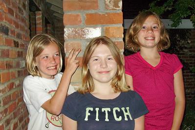 Juliana, Lauren, & Christiana