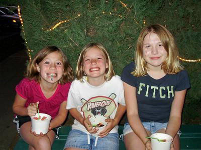 Christiana, Juliana, & Lauren