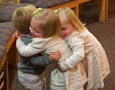 Montessori Christmas Program, December 2014
