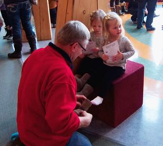 Children's Theater & Grandma Kathy's - February 22, 2015
