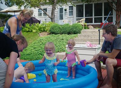Kids Love Water! (July 2014)