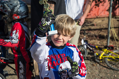 Grant gets 1st in the 7-8 expert class