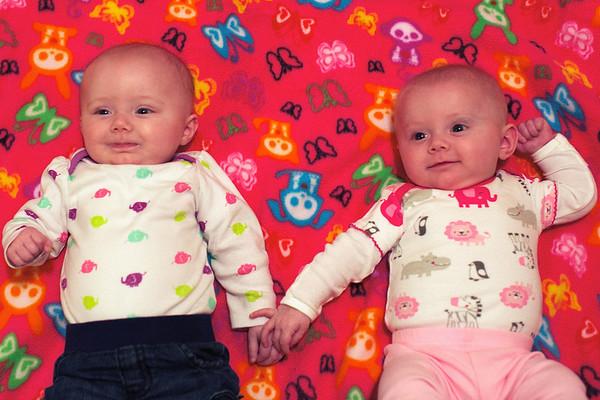 Annika and Elise - February 12, 2013