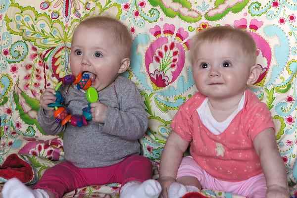 Annika and Elise - Weekly Photo Shoot - 4/25/13